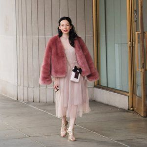 Storets Pink Tulle Dress